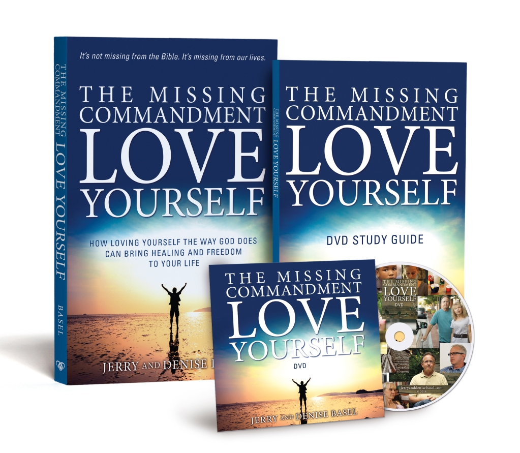 """The Missing Commandment:  Love Yourself"""