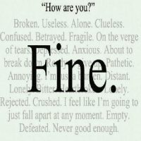 FINE and THE TRUTH